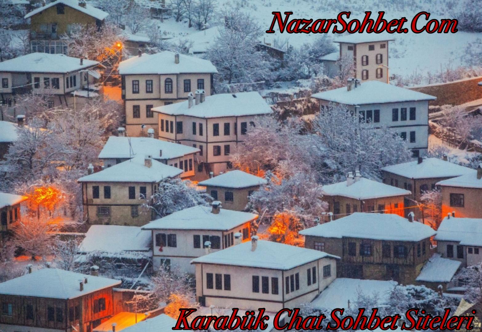 Karabük Chat Sohbet Siteleri