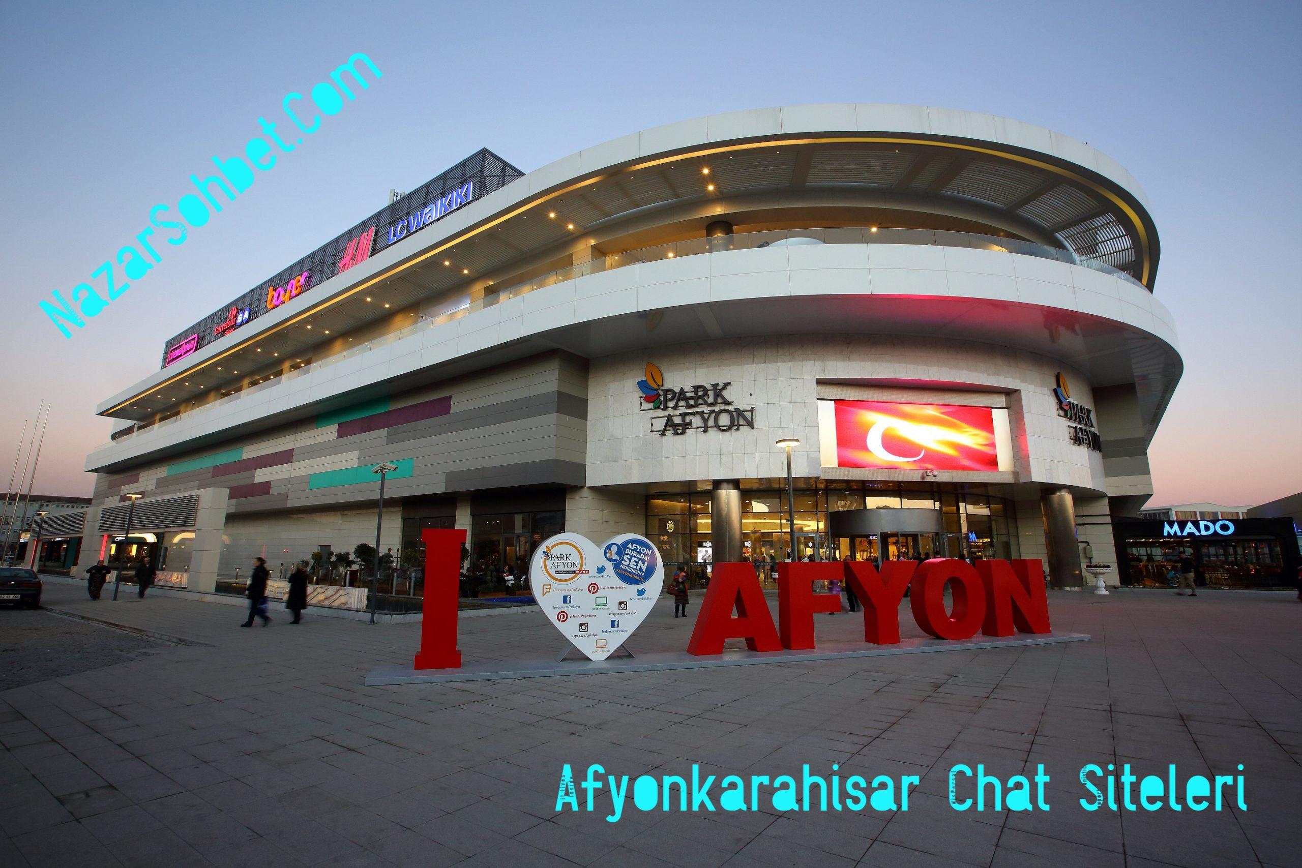 Afyonkarahisar Chat Siteleri