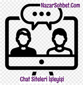 Chat Siteleri İşleyişi